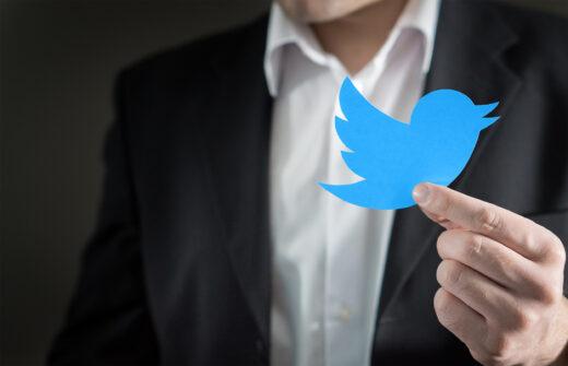 Twitter, réseau social, Flexvision, la communication c'est nous, leaders de la planète, marketing
