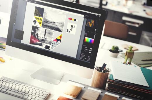 flat design, marketing, graphisme, Flexvision, Business Booster, agence marketing