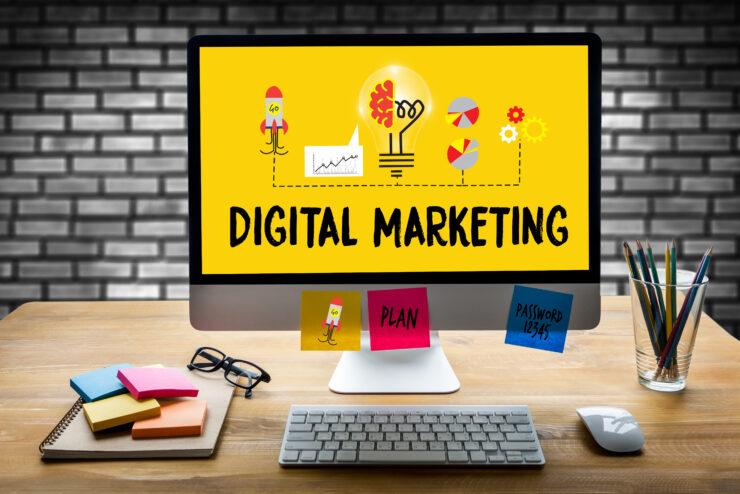 marketing digital, marketing, agence de marketing, business booster, Flexvision, print, web design