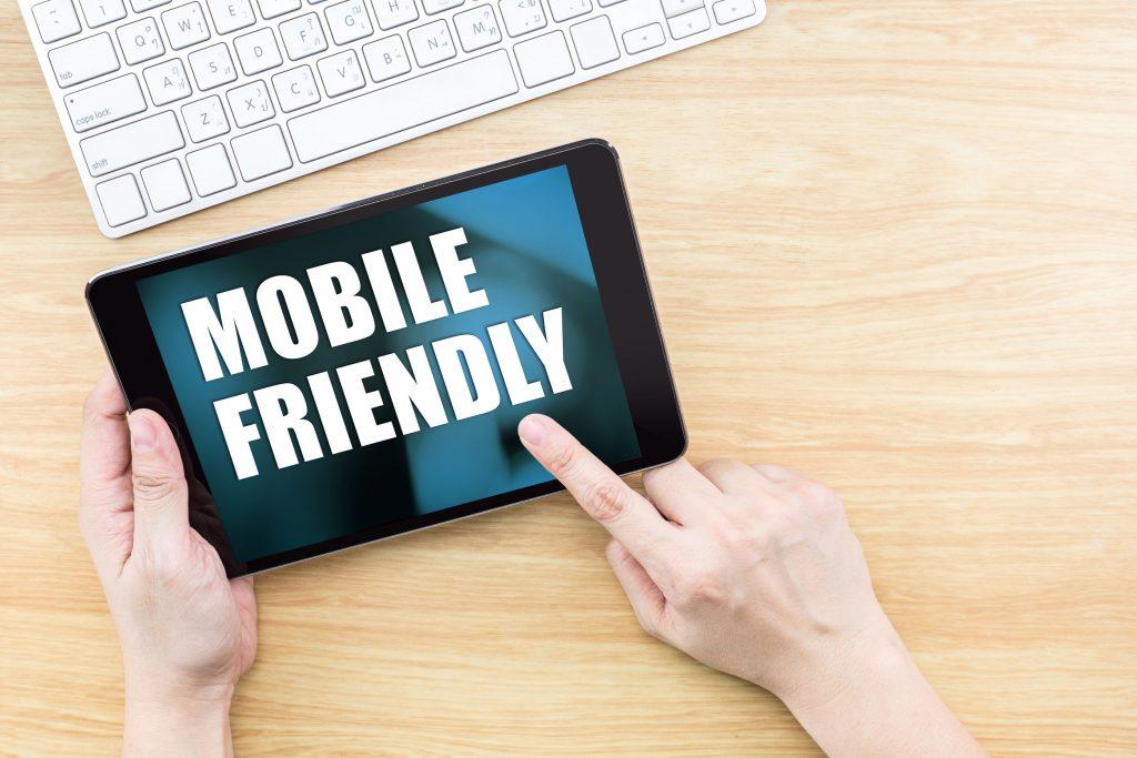 Un site mobile Friendly
