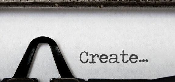 créer du contenu pour les réseaux