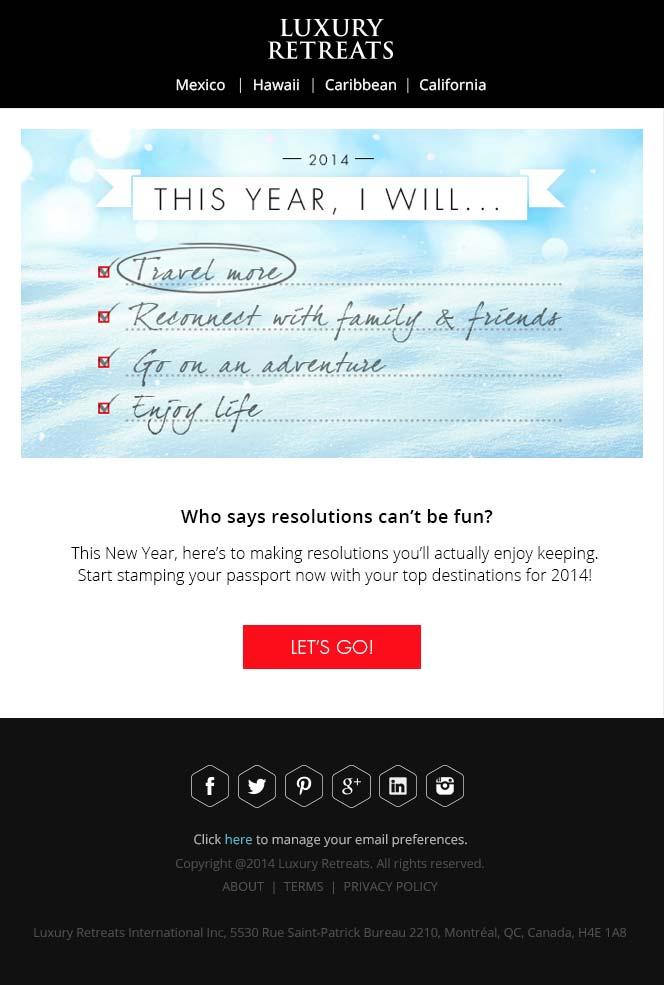 voeux entreprise année