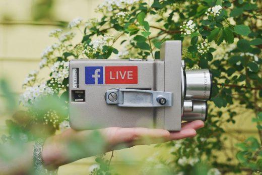 facebook - live facebook - communication