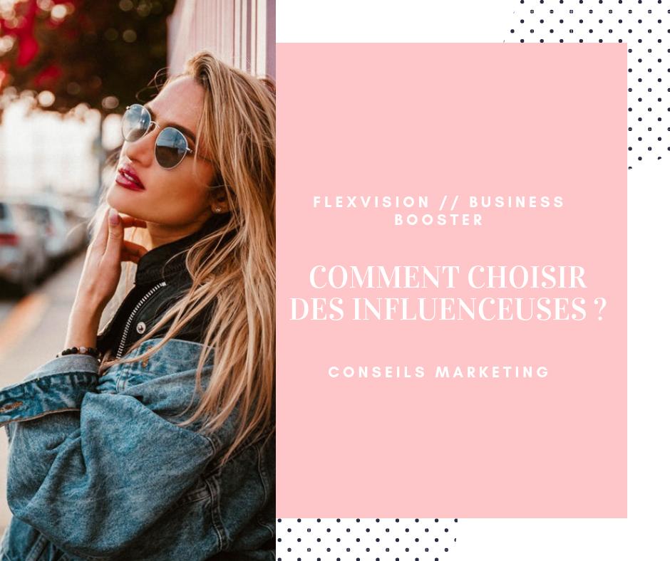 Marketing d'influence Flexvision