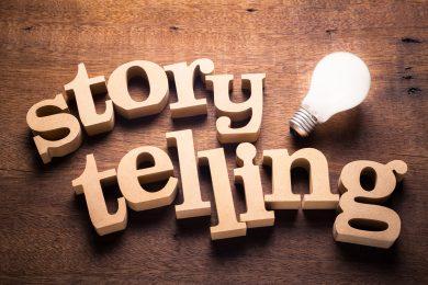 vignette pour illustrer le storytelling