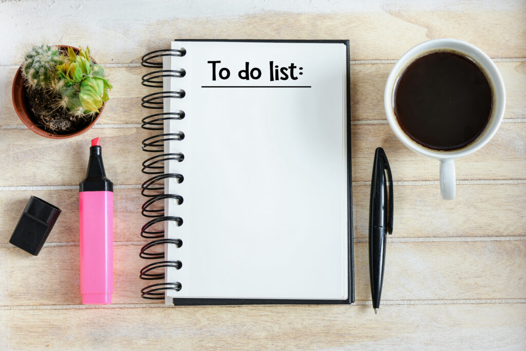 À faire sur un blog
