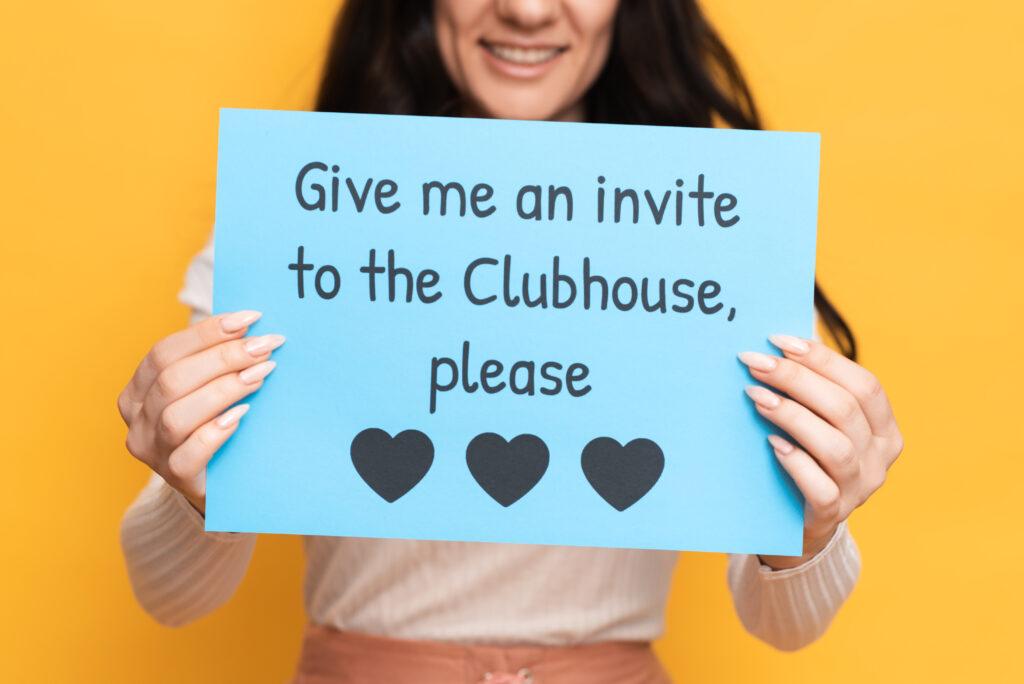 Clubhouse, le nouveau réseau social, par Flexvision