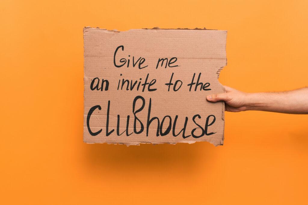 Comment avoir une invitation Clubhouse, Flexvision